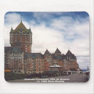 """""""Chateau Frontenac, Ville de Quebec"""" Mouse Mats"""