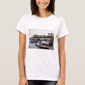 Chateau Frotenac, Quebec, Canada T-Shirt