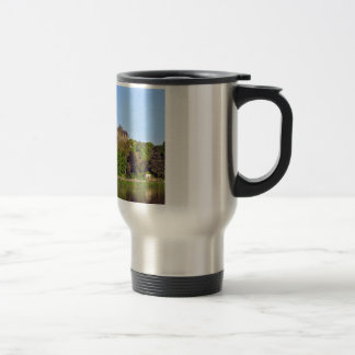 Château-Gontier in France Travel Mug