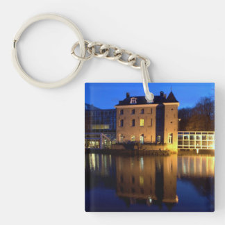 Château Holtmühle Tegelen Acrylic Keychain