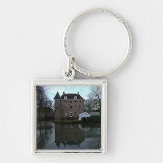 Château Holtmühle Tegelen Key Chain
