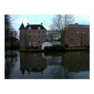 Château Holtmühle, Tegelen Postcard