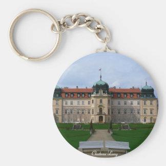 Chateau Lany Keychain