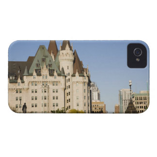 Chateau Laurier Hotel in Ottawa, Ontario, Canada 2 iPhone 4 Cover