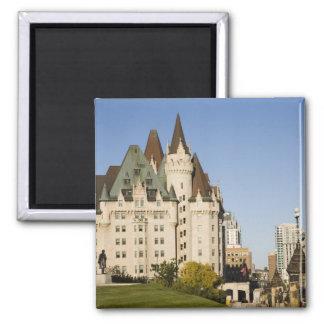 Chateau Laurier Hotel in Ottawa, Ontario, Canada 2 Fridge Magnet