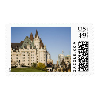 Chateau Laurier Hotel in Ottawa, Ontario, Canada 2 Postage