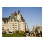 Chateau Laurier Hotel in Ottawa, Ontario, Canada 2 Postcards