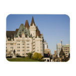 Chateau Laurier Hotel in Ottawa, Ontario, Canada 2 Rectangle Magnets
