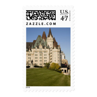 Chateau Laurier Hotel in Ottawa, Ontario, Canada Postage