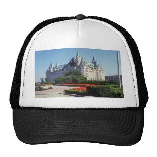 Chateau Laurier, Ottawa, Ontario, Canada Hat