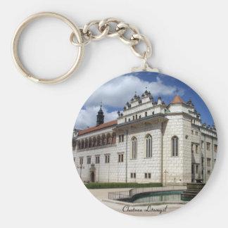 Chateau Litomysl Keychain