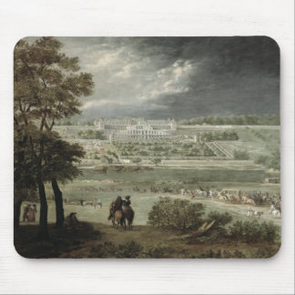Chateau-Neuf de St. Germain-en-Laye in 1655 Mouse Pad