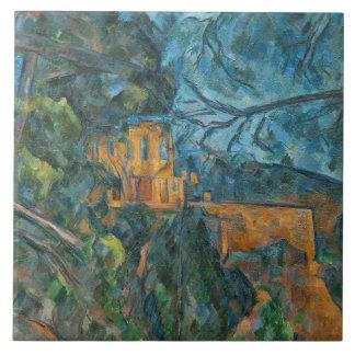 Chateau Noir, 1900-04 (oil on canvas) Tile