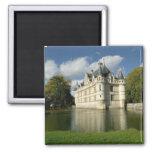 Chateau of Azay-le-Rideau, Indre-et-Loire, 2 Fridge Magnet