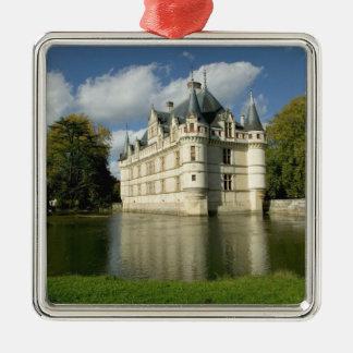 Chateau of Azay-le-Rideau, Indre-et-Loire, 2 Metal Ornament