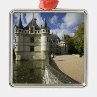 Chateau of Azay-le-Rideau, Indre-et-Loire, 3 Metal Ornament