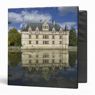 Chateau of Azay-le-Rideau, Indre-et-Loire, 4 3 Ring Binder