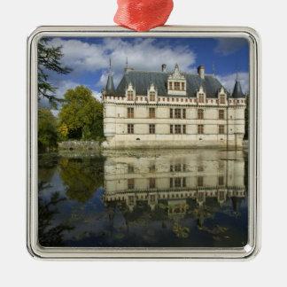 Chateau of Azay-le-Rideau, Indre-et-Loire, 4 Metal Ornament