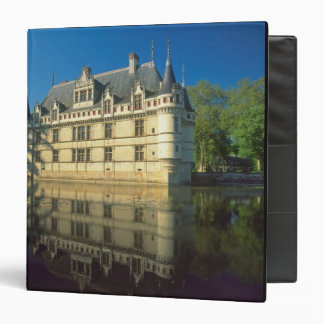 Chateau of Azay-le-Rideau, Indre-et-Loire, Binder