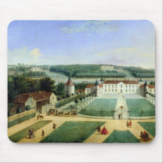 Chateau of Charles Guillaume Le Normant Mouse Pad