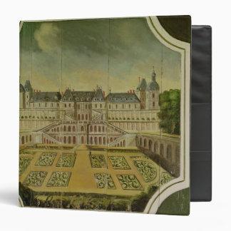 Chateau Saint-Germain-en-Laye 3 Ring Binder