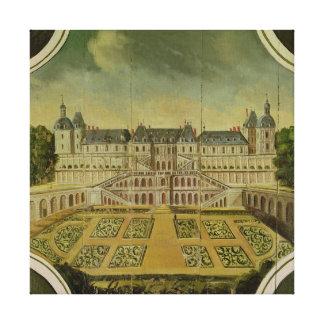 Chateau Saint-Germain-en-Laye Canvas Print