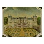 Chateau Saint-Germain-en-Laye Postcard