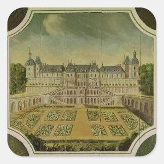 Chateau Saint-Germain-en-Laye Square Sticker