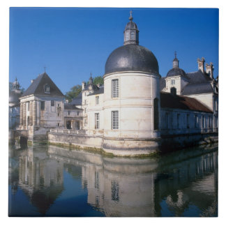 Chateau Tanlay, Tanlay, Burgundy, France Ceramic Tile