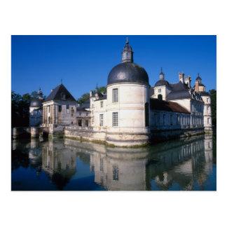 Chateau Tanlay, Tanlay, Burgundy, France Postcard