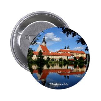 Chateau Telc Button