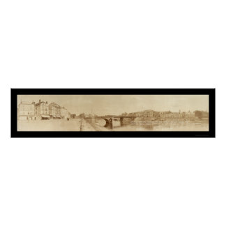 Chateau Thierry Marine Photo 1918 Posters