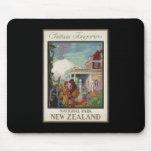 Chateau Tongariro New Zealand Mouse Pad