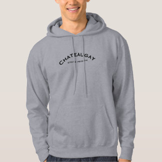 Chateaugay State Prison Logo Hoodie