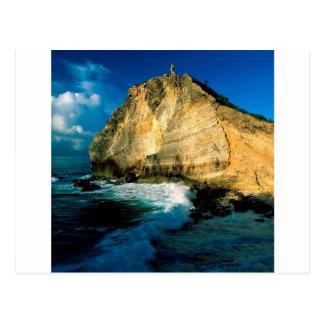 Chateaux Guadalupe del DES de Pointe de la montaña Tarjetas Postales