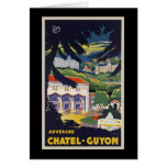 Chatel-Guyon Auvergne Greeting Cards