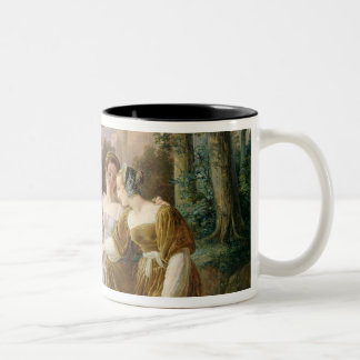 Chatelaines Two-Tone Coffee Mug