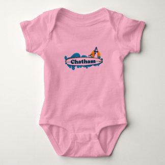 Chatham - bacalao de cabo mameluco de bebé
