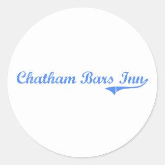 Chatham Bars Inn Massachusetts Classic Design Classic Round Sticker