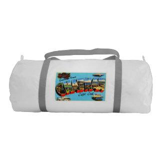 Chatham Cape Cod Massachusetts MA Travel Souvenir Gym Bag