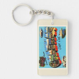 Chatham Cape Cod Massachusetts MA Travel Souvenir Keychain