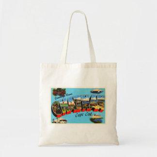 Chatham Cape Cod Massachusetts MA Travel Souvenir Tote Bag