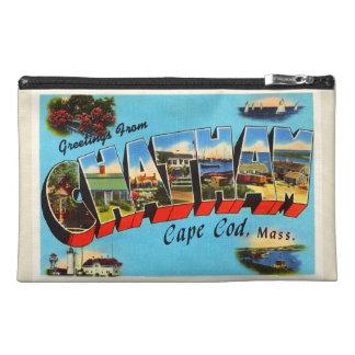 Chatham Cape Cod Massachusetts MA Travel Souvenir Travel Accessory Bag