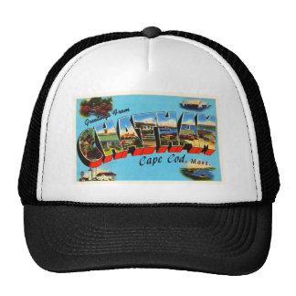 Chatham Cape Cod Massachusetts MA Travel Souvenir Trucker Hat