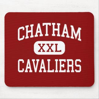 Chatham - Cavaliers - alto - Chatham Virginia Tapete De Ratones