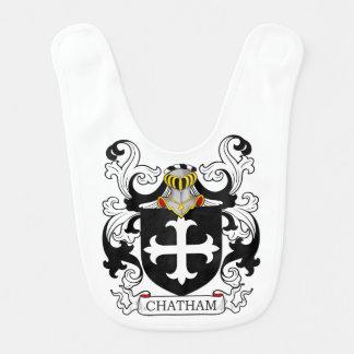 Chatham Coat of Arms I Bibs