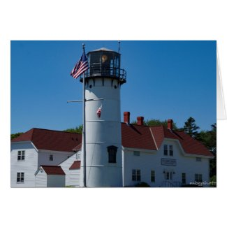 Chatham Light Card