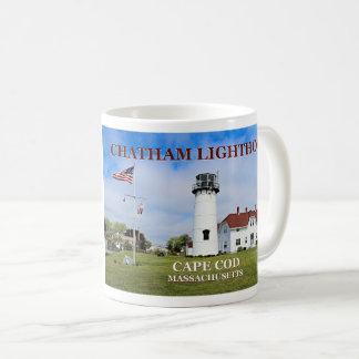 Chatham Lighthouse, Massachusetts Mug