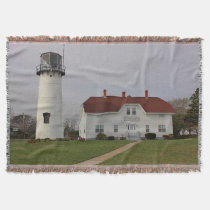Chatham Lighthouse Throw