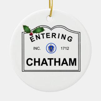 Chatham mA Adornos